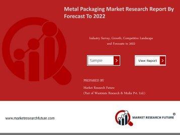 Metal Packaging Market