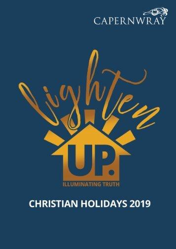 Capernwray Holiday Brochure 2019