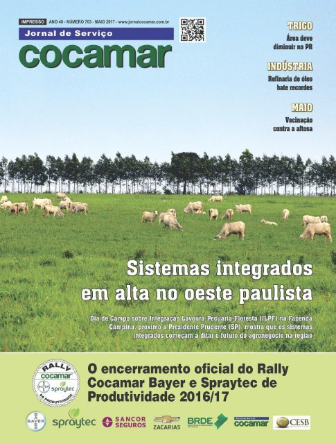 Jornal Cocamar Abril 2017