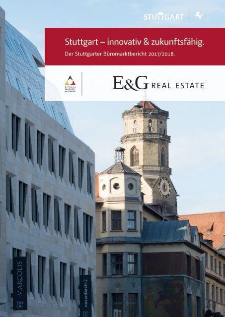 E & G Büromarktbericht Stuttgart 2017-2018