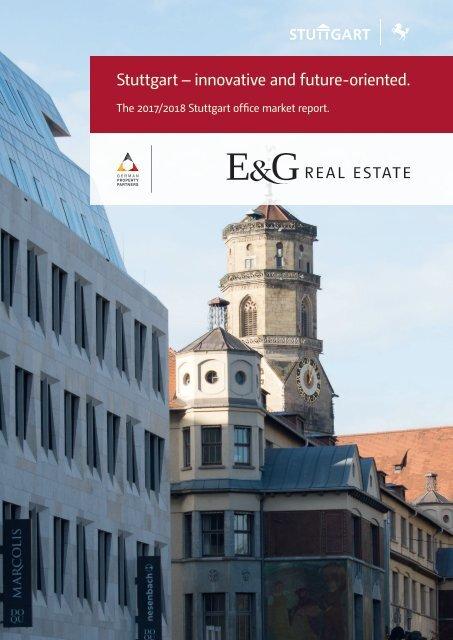 E & G Real Estate office market report Stuttgart 2017-2018