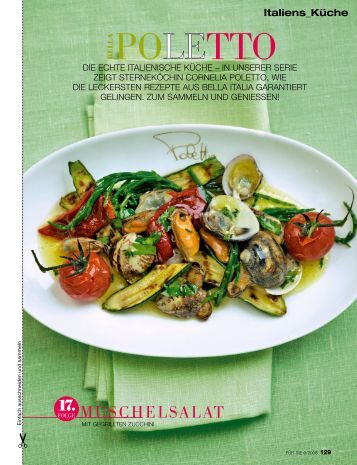 17. Italiens_Küche - Für Sie