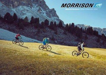 MORRISON Bikes - Beyond Horizons | Modelljahr 2018