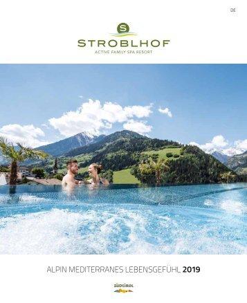 Stroblhof_Urlaubsjournal 2019_DE