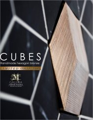 CUBES BROCHURE LIMITED COLLECTION