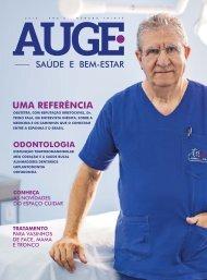 REVISTA AUGE - EDIÇÃO 30 - SAÚDE E BEM ESTAR
