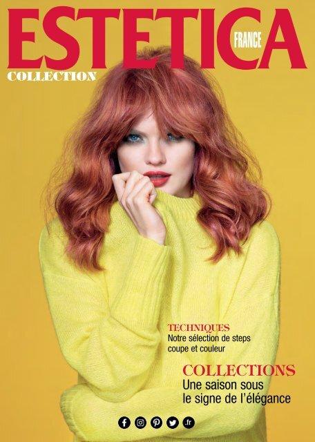 Estetica Magazine FRANCE (2/2018 COLLECTION)