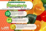ALIMENTARIA INTEGRAL DICIEMBRE 2018