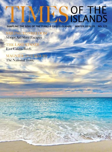Times of the Islands Winter 2018/19