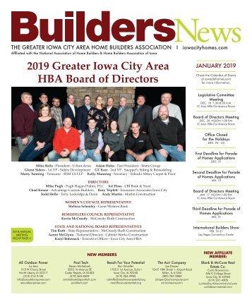 Builders News January 2018