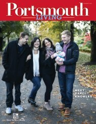 Portsmouth Living Magazine December