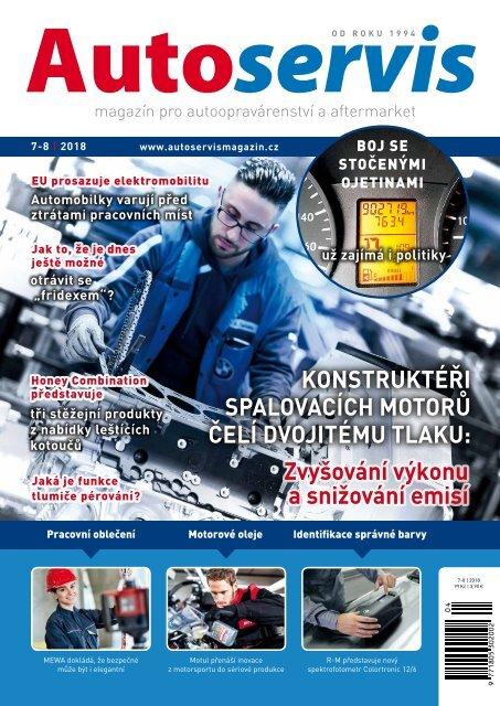 Autoservis 7-8/2018
