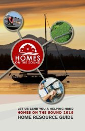 Homes on the Sound - Home Resource Guide