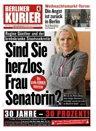 Berliner Kurier 13.12.2018