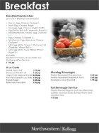 Flik Chicago Catering Menu - Page 6