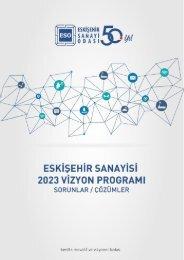 Eskişehir Sanayisi 2023 Vizyon Programı