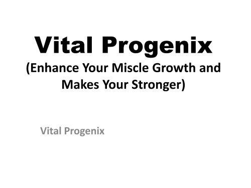 Vital Progenix : https://www.dragonsdendiet.com/vital-progenix-reviews/