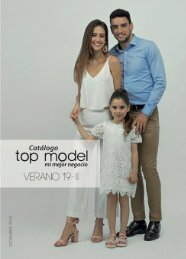 Top Model - Familiar Verano 19-II