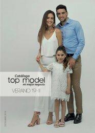 Top Model - Familiar Verano 19-II
