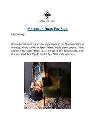 moroccan rugs for sale - Beniouarainoutlet