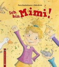 Petra Steckelmann/Mele Brink: Ich bin Mimi!