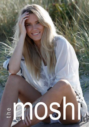 The Moshi Catalog_SUMMER_2019