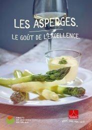Les Asperges - Le goût de l'excellence