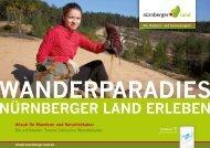 Wanderparadies Nürnberger Land erleben