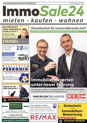 Immobilien Zeitung Dezember 2018