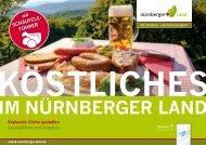 Köstliches im Nürnberger Land