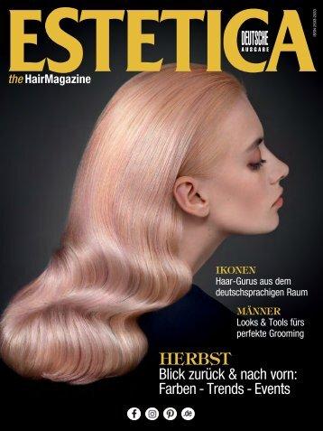 Estetica Magazine Deutsche Ausgabe (4/2018)