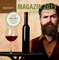 Wallstadt's Magazin 2019