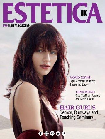 Estetica Magazine UK (4/2018)