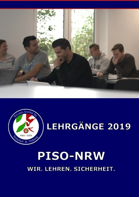 Seminarbroschüre 2019