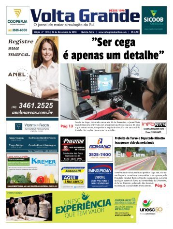 Jornal Volta Grande | Edição 1145 Região