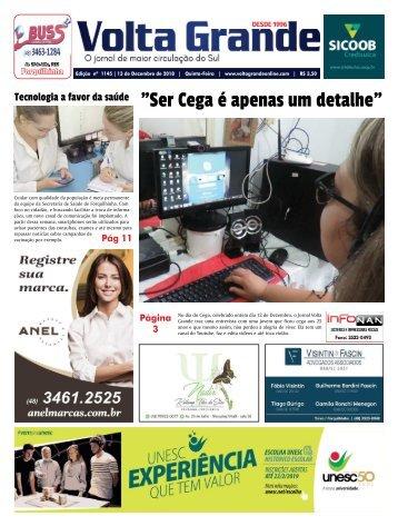 Jornal Volta Grande | Edição 1145 Forq/Veneza