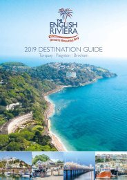 English Riviera Destination Guide 2019