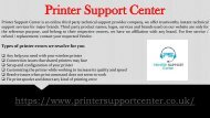 Brother Printer Support UK Help 8003689219  Brother Printer Customer Service UK