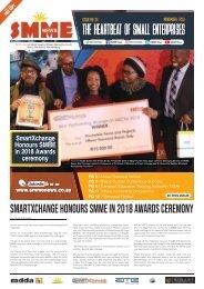 SMME NEWS - NOVEMBER 2018 ISSUE