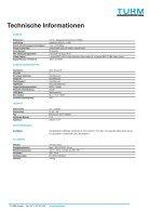 TM-HD03S Datenblatt - Seite 2