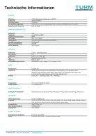 TM-IP65 Datenblatt - Seite 2