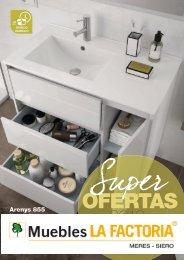 Super Ofertas de muebles de Baño y accesorios.