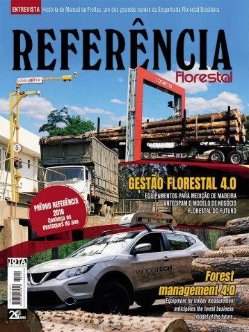 *Novembro/2018 - Referência Florestal 202