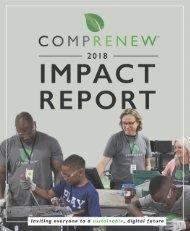 2018 Comprenew Impact Report