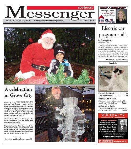 Southwest Messenger - December 16th, 2018