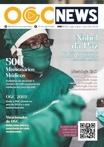 Revista OGC News - Jan/Dez 2018
