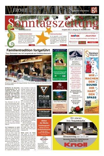 2018-12-16 Bayreuther Sonntagszeitung