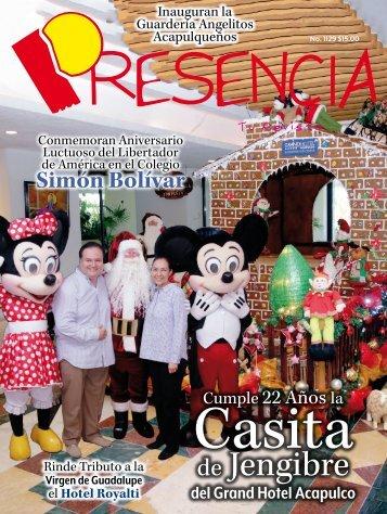 Revista Presencia Acapulco 1129