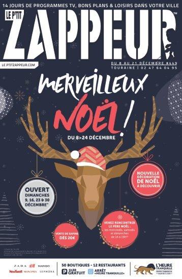 Le P'tit Zappeur - Tours #449