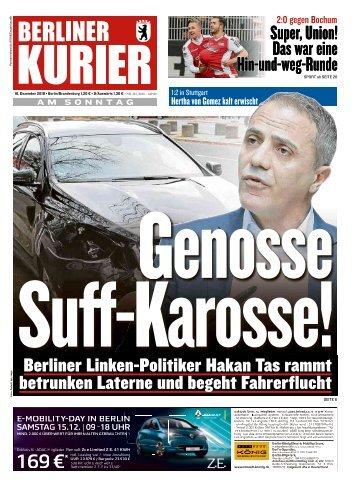 Berliner Kurier 16.12.2018